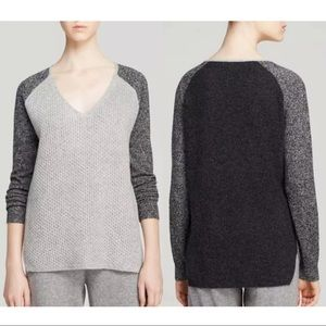 Theory Tarledia HM Lofty Cashmere Sweater P/TP XS
